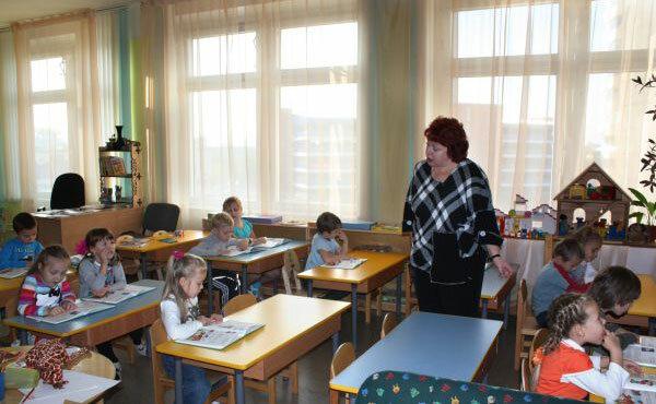 детский сад — Комплекс школа-детский сад Мир образования — Одинцово, фото №8