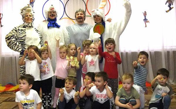 детский сад — Комплекс школа-детский сад Мир образования — Одинцово, фото №10