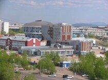 детская больница — Детская республиканская клиническая больница, неонатальное отделение — Улан-Удэ, фото №1