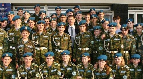 Военно патриотический клуб для детей москва мес клуб в москве