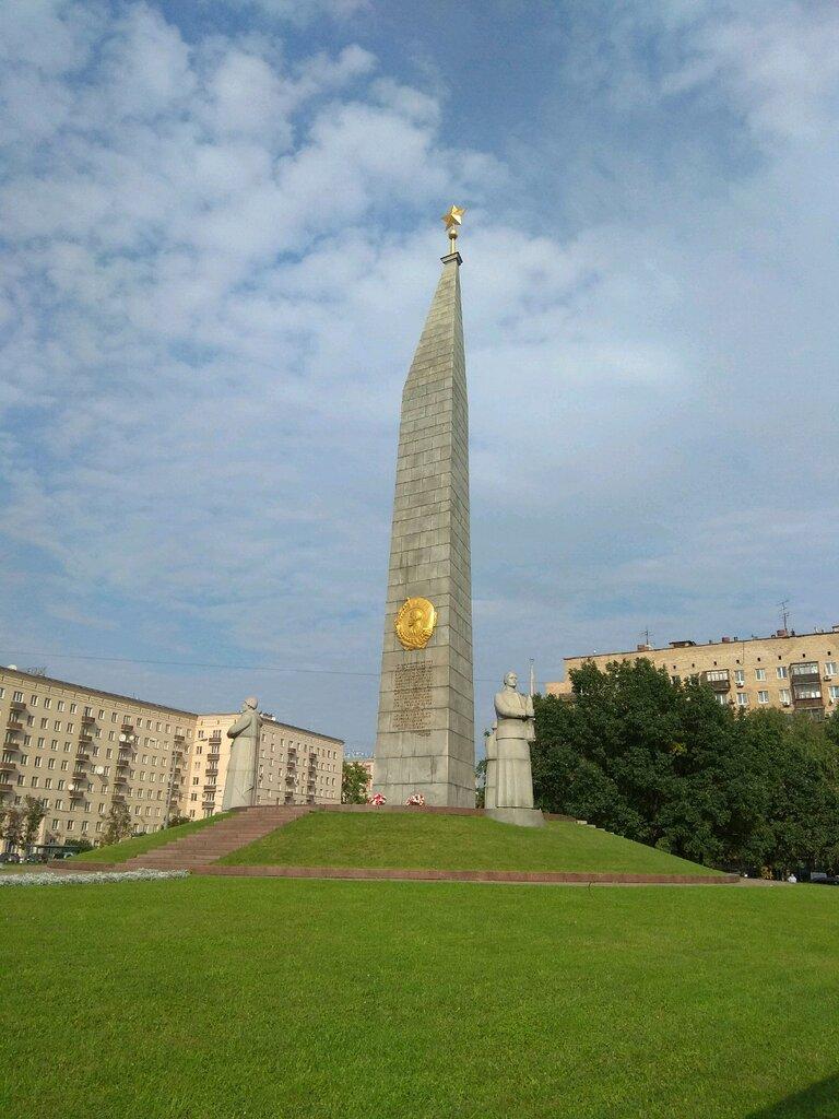 обелиски в городах героях фото