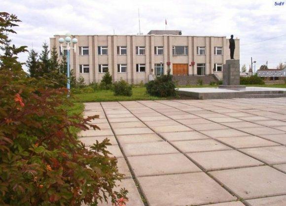 города фото таврический район омская область март