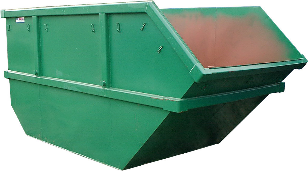 вывоз мусора и отходов — Мак-Транс - вывоз мусора — Москва, фото №2