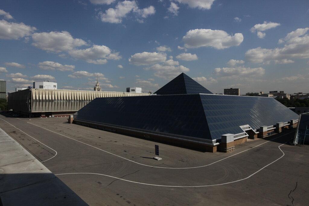 выставочный центр — Экспоцентр — Москва, фото №8