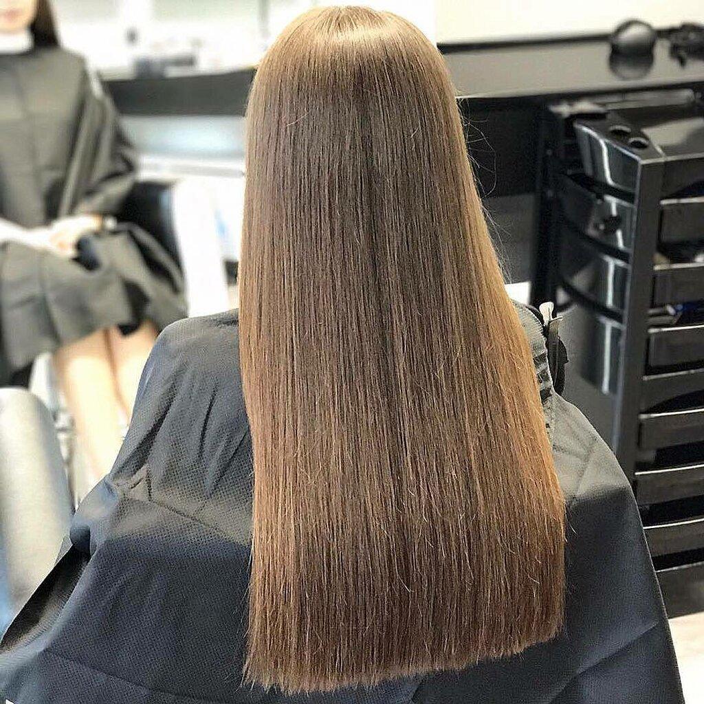 стрижка ровные волосы фото противокражных антикражных