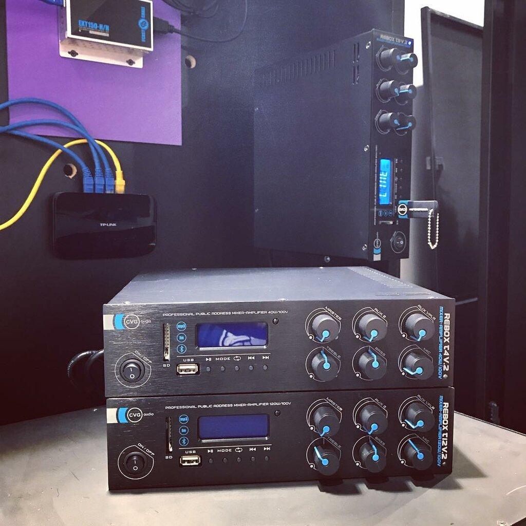 звуковое и световое оборудование — Cvg Audio, склад — Москва, фото №6