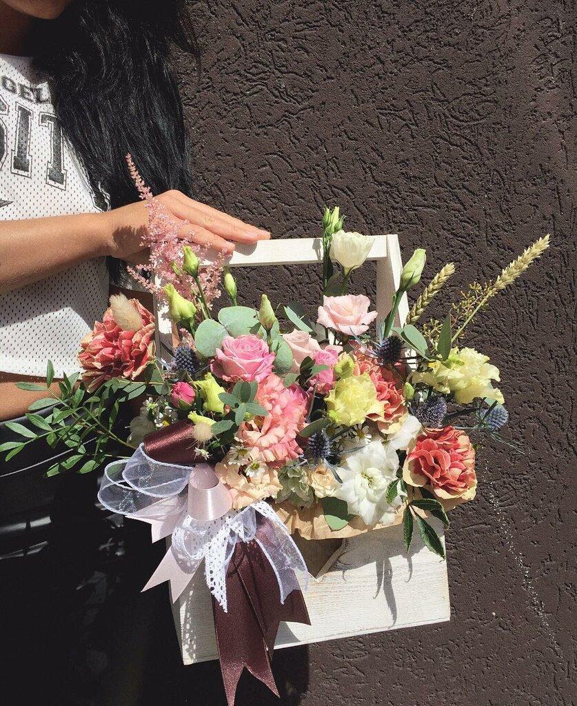 Цветы, служба доставки цветов и подарков в калининграде