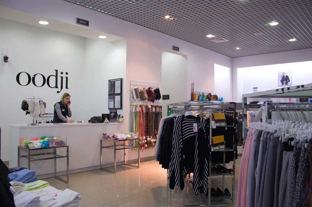 Оджи Сеть Магазинов В Москве
