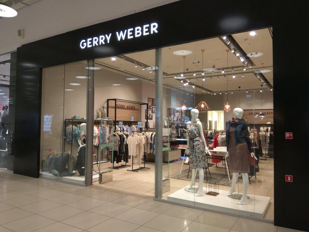 магазин одежды — Gerry Weber — Москва, фото №1