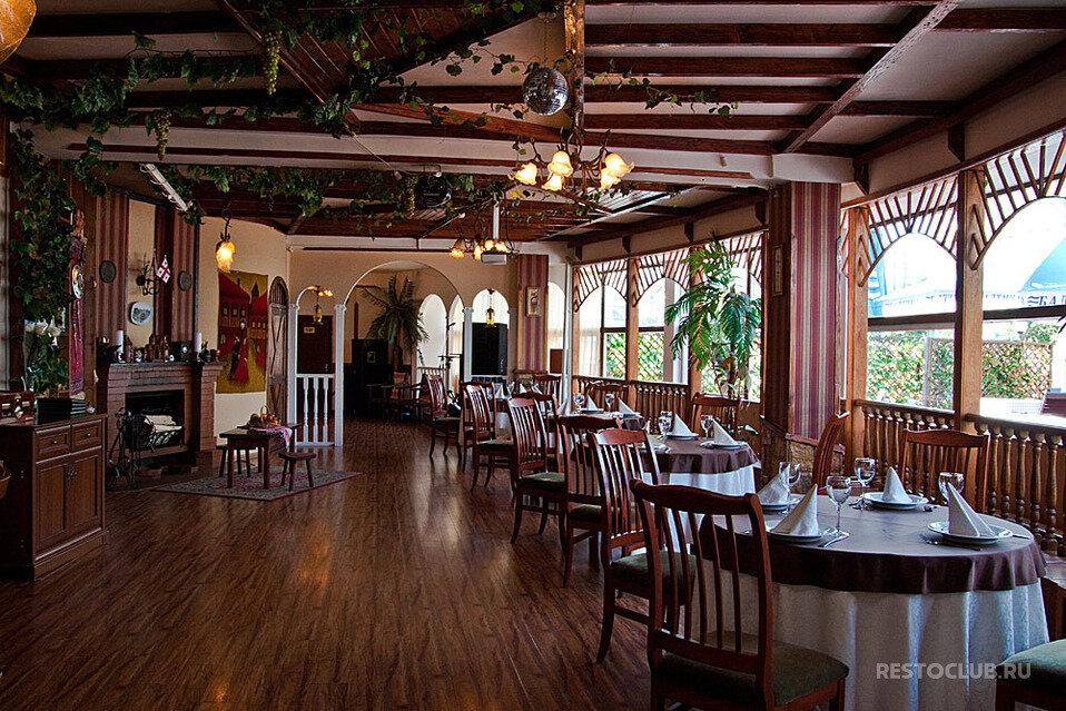 ресторан — Джорджия — Москва, фото №1