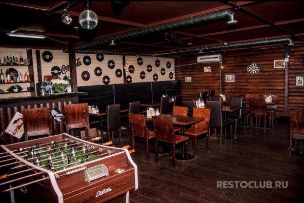 бар, паб — Вудэн бар — Москва, фото №2