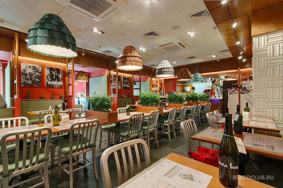 restaurant — Italy restaurant — Saint Petersburg, фото №3