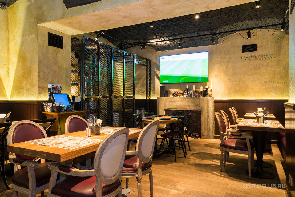 pub, bar — Belgiysky gastronomichesky pab Waterloo — Saint Petersburg, фото №6