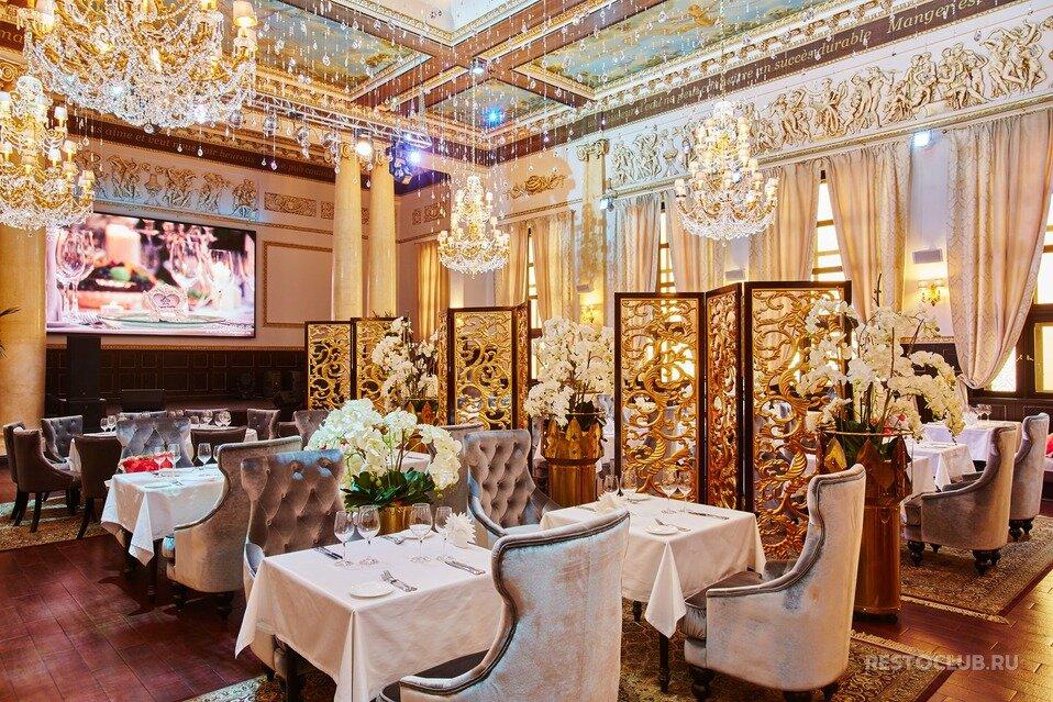 restaurant — Brasserie de metropole — Saint Petersburg, фото №7