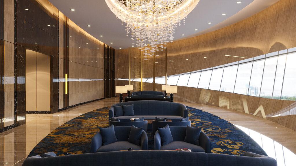 готель — Hilton Astana — Нур-Султан (Астана), фото №8