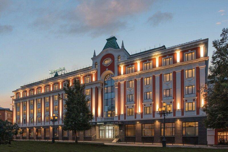 Sheraton Нижний Новгород Кремль