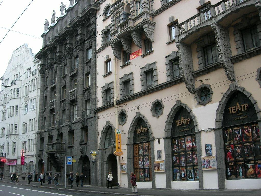 санкт петербург театр миронова фото камеры хороши