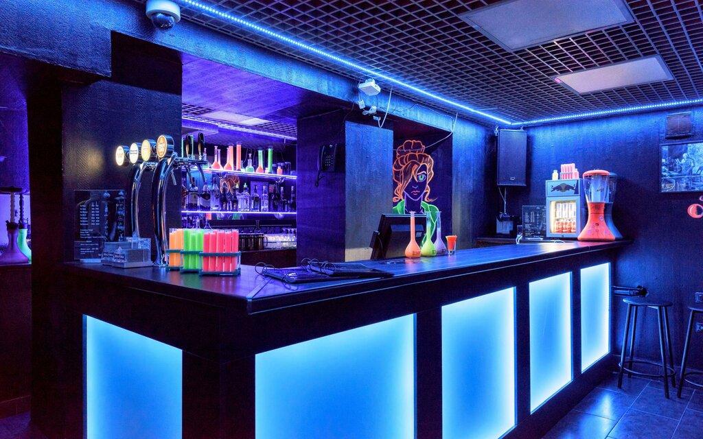 pub, bar — Bar Laboratoriya 31 — Saint Petersburg, фото №9