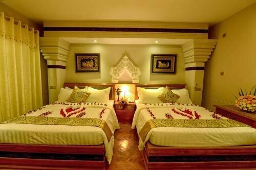 Shwe Taung Tan Hotel Lake View
