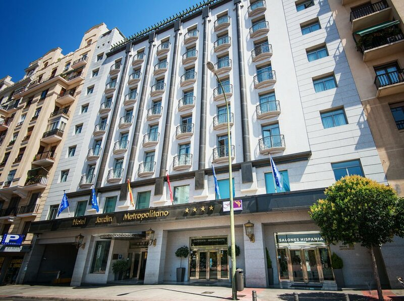 Hotel Vp Jardín Metropolitano