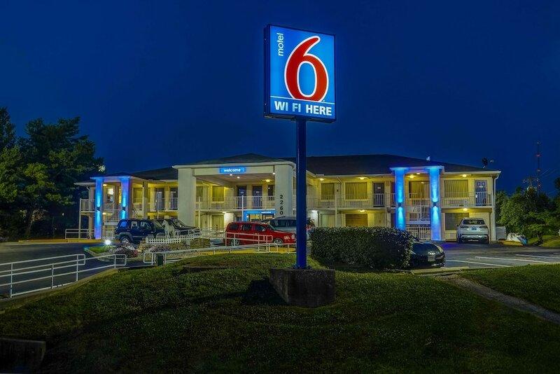 Motel 6 Lexington, Ky - East I-75