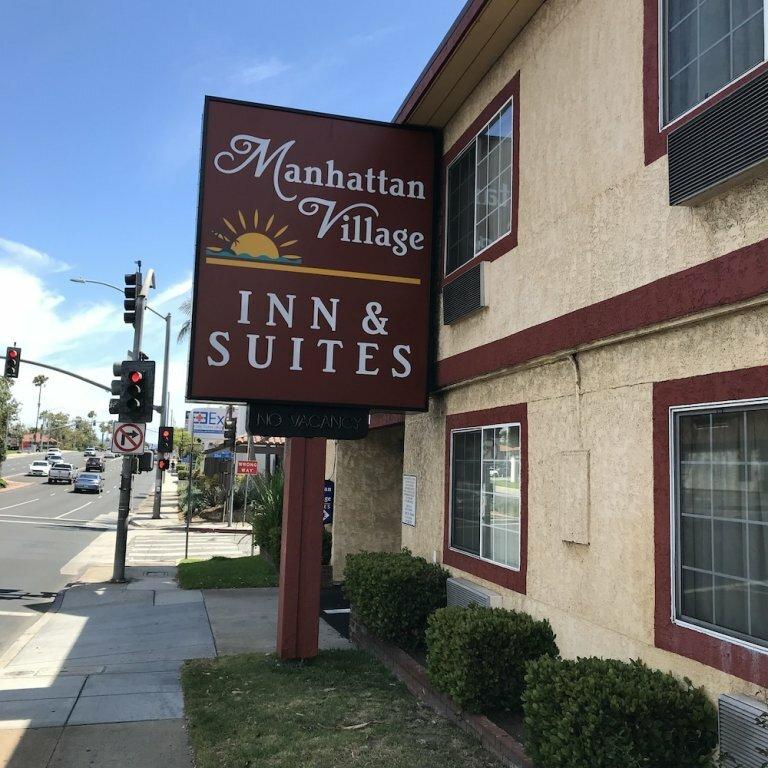 Manhattan Inn & Suites - Lax