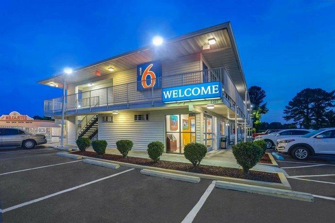 Motel 6 Lumberton, Nc