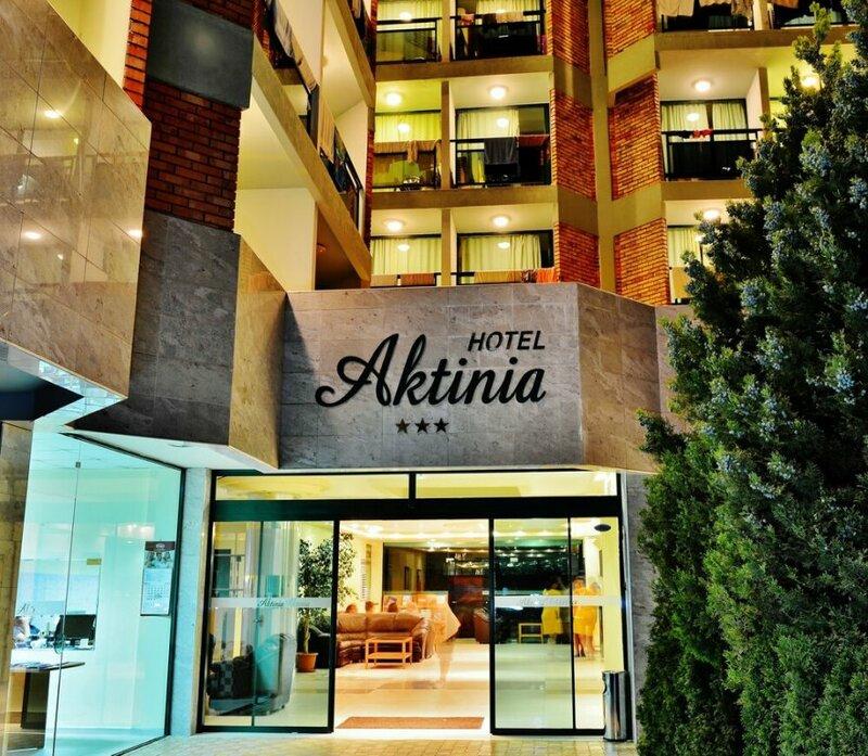 Отель Актиния