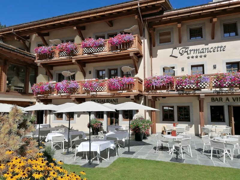 Armancette Hotel, Chalets & SPA - The Leading Hotels of the World