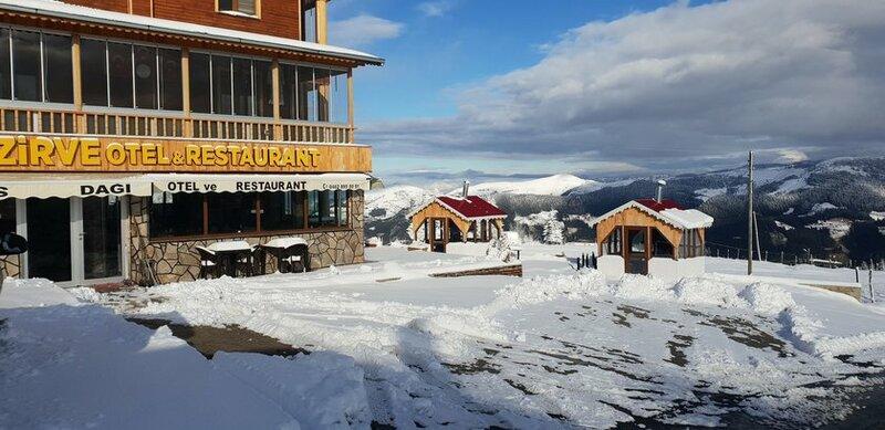 Sis Dağı Zirve Otel
