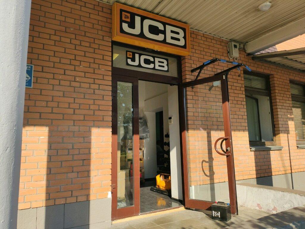 дорожно-строительная техника — Рустех - запчасти для Jcb — Москва, фото №1