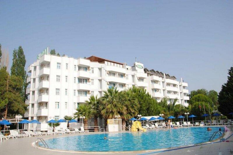 Flora Suites Hotel - All