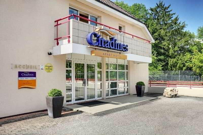 M3 Hotel & Residence Ferney Geneva Airport