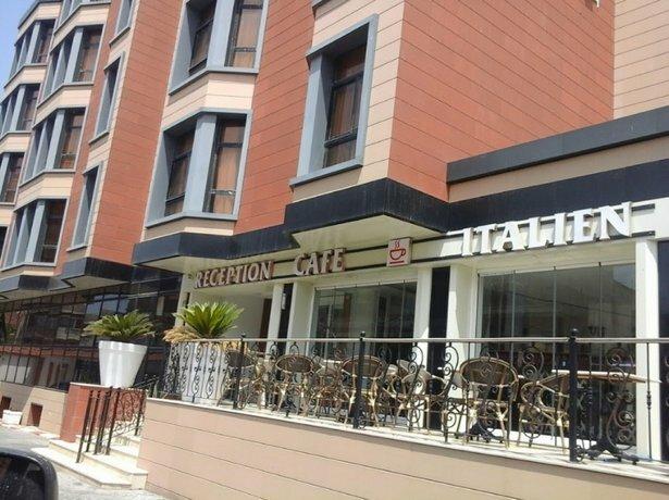 Hotel Dar El Aaz Jijel