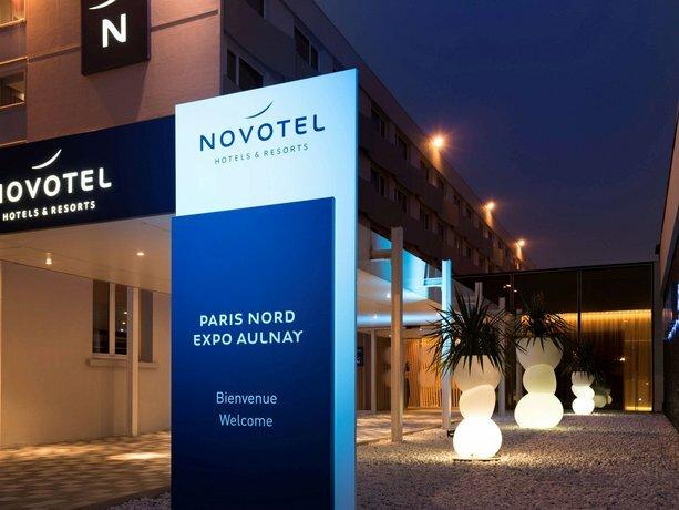 Novotel Paris Nord Expo Aulnay Hotel