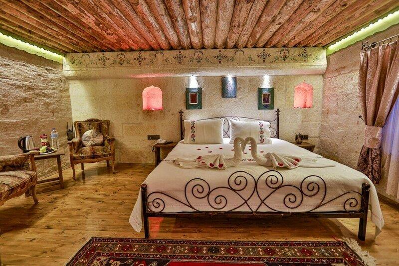 Casia Cave Suites