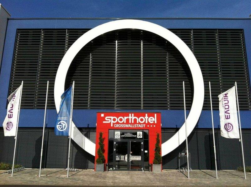 Business Sporthotel Großwallstadt