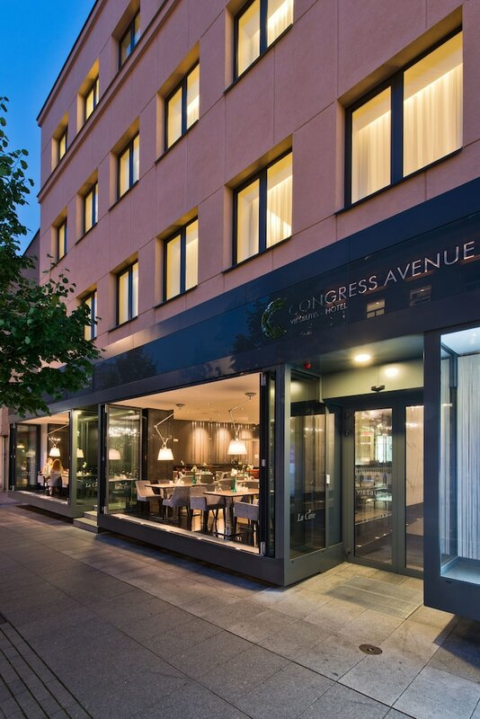 Hotel Congress Avenue