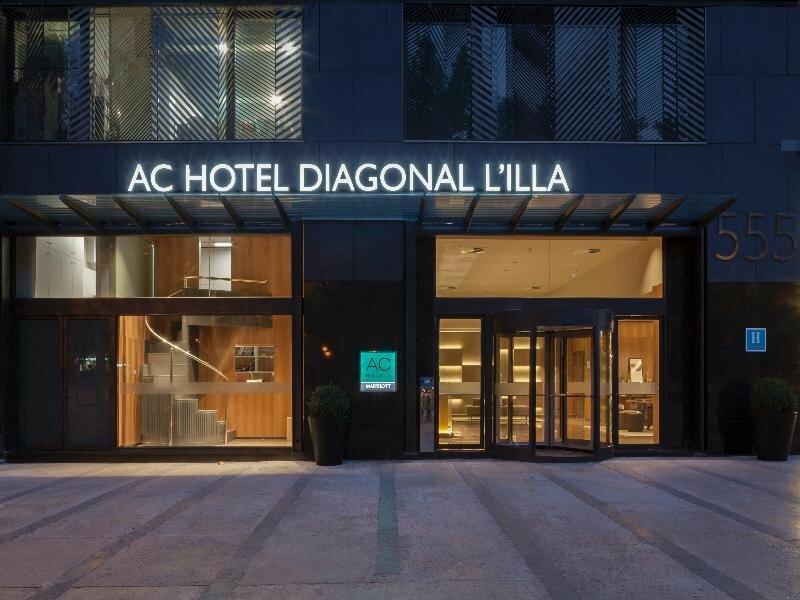 Ac Hotel Diagonal L´Illa