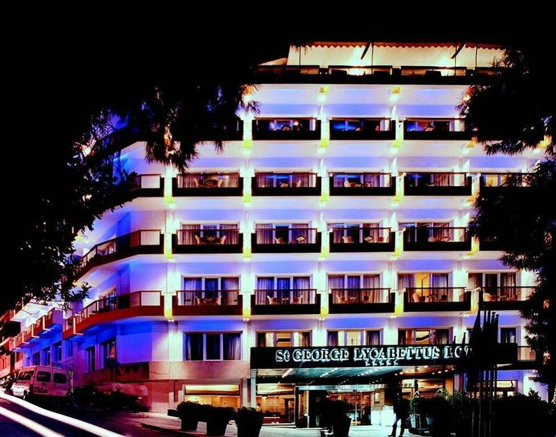 St George Lycabettus Hotel