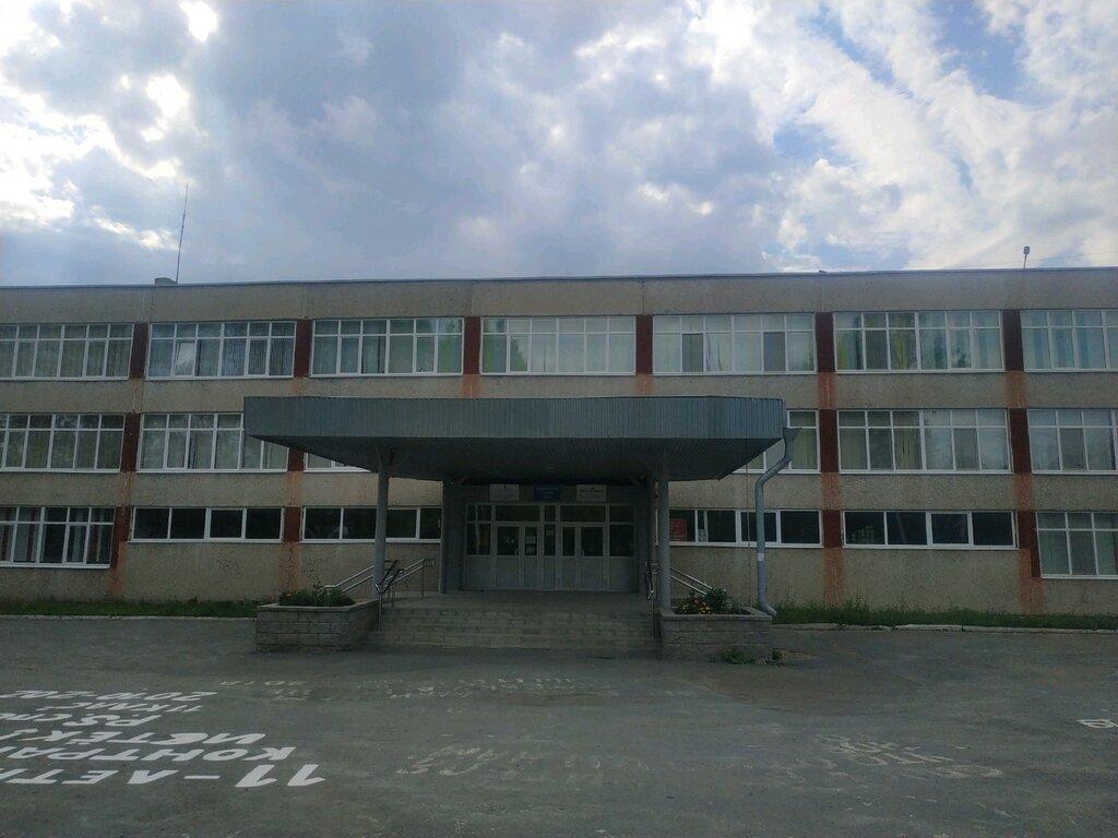 общеобразовательная школа — Мбоу-сош № 55 — Екатеринбург, фото №2