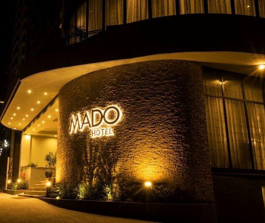 Отель Mado