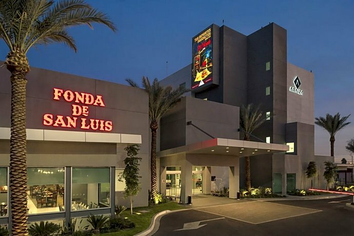 Hotel Araiza San Luis R C