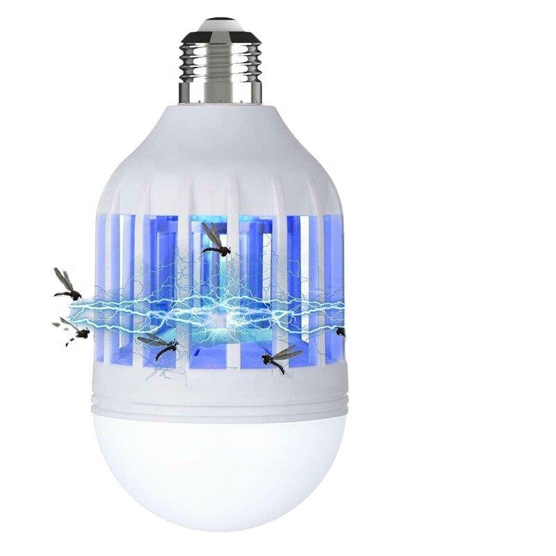 Лампа светодиодная против насекомых