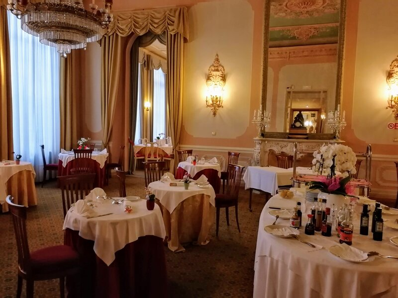 Отель Grand Londra Sanremo