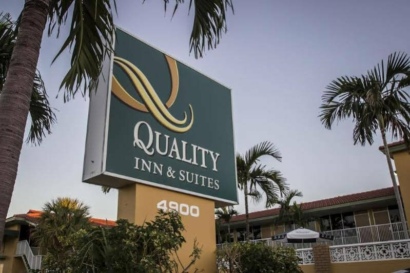 Quality Inn & Suites Airport/Cruise Port Hollywood