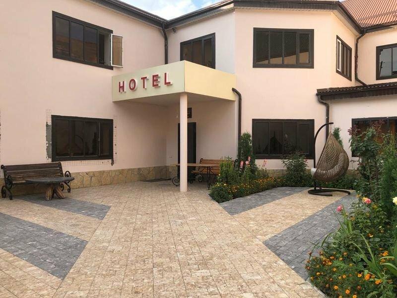 Гостиница Амбо