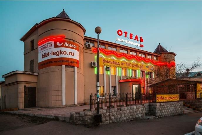 Гостиница Ольхон
