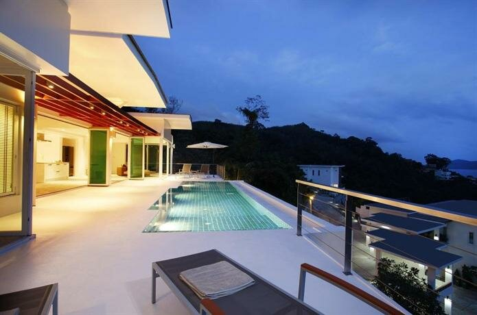 Tian Blue Villa