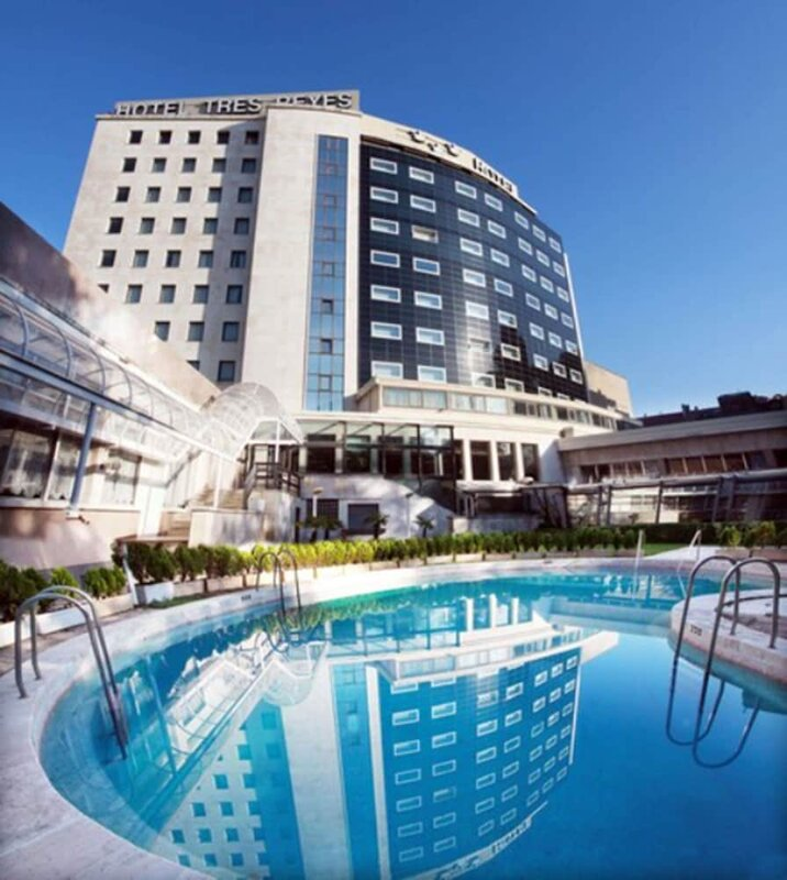 Hotel Tres Reyes Pamplona